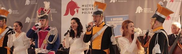 Dzień Spadochroniarza w Muzeum Wojska Polskiego - Koncert