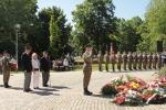 Dzień wielu rocznic - przy pomniku bitwy o Monte Cassino