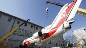 Jak-40 wylądował w MWP