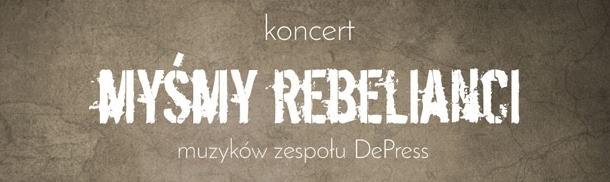 Koncert zespołu DE PRESS w Muzeum Katyńskim!