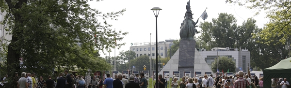 MWP na uroczystościach stulecia Błękitnej Armii