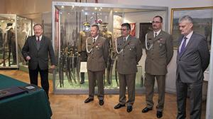 Nowe obiekty w zbiorach Muzeum Wojska Polskiego