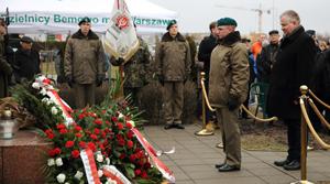 Obchody Narodowego Dnia Pamięci Żołnierzy Wyklętych rozpoczęte.