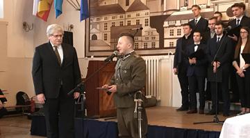 Obchody Święta Stowarzyszenia Historycznego im. 10 Pułku Piechoty w Łowiczu