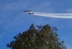 Odsłonięcie pomnika poświęconego lotnikom RAF w Lipnicy Wielkiej