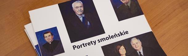 """Otwarcie wystawy """"Portrety Smoleńskie"""""""