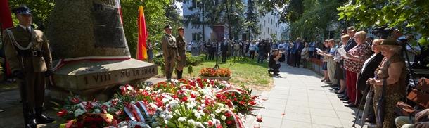 """Pamiętamy o żołnierzach """"Żywiciela"""""""