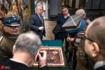 Pielęgnowanie tradycji – spotkanie ze sztandarem 4 Pułku Ułanów Zaniemeńskich