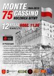 Pod patronatem honorowym MWP: Uroczystości z okazji 75. rocznicy bitwy o Monte Cassino w Rembieszycach k/Małogoszcza