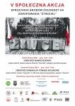 """Pod patronatem MWP: V Społeczna akcja sprzątania grobów Żołnierzy AK Zgrupowana """"Żywiciel"""""""