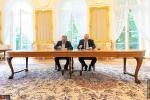Podpisanie porozumienia pomiędzy Muzeum Wojska Polskiego a Uniwersytetem Warszawskim
