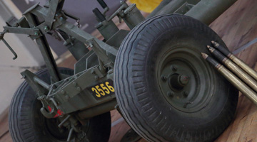 Polska armata przeciwlotnicza systemu Bofors z czasów II wojny światowej wraca do kraju – do Muzeum Wojska Polskiego
