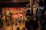 Przekazanie oznaki przez 1. Warszawską Brygadę Pancerną