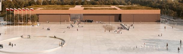 Przetarg nieograniczony na budowę Muzeum Wojska Polskiego – I etap w Cytadeli Warszawskiej