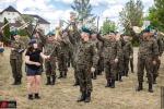 Przysięga najmłodszych żołnierzy i festyn wojskowy w Raszynie