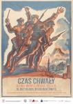 """""""Czas Chwały. Bitwa Warszawska 1920 r. 18. decydująca w dziejach świata"""" - prezentacja wystawy"""