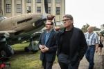 Rick Perry w Muzeum Wojska Polskiego