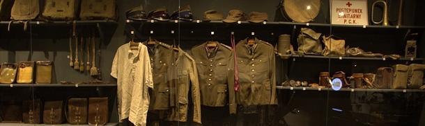 Służyli Niepodległej. Wojsko Polskie 1918-1939. Nowe Zabytki - prezentacja wystawy