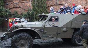 Święto Niepodległości w Muzeum Polskiej Techniki Wojskowej