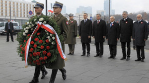 �wi�to Odzyskania Niepodleg�o�ci w Muzeum Wojska Polskiego 11 listopada 2014 r. - Dotknij Niepodleg�o�ci