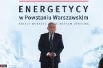 Uroczystości 1 sierpnia przy dawnej Elektrowni Warszawskiej