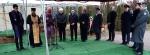 Uroczystości pochowania szczątków ludzkich na Cmentarzu Południowym w Antoninowie