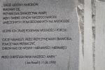 Uroczystości w Narodowy Dzień Pamięci Ofiar Ludobójstwa dokonanego przez ukraińskich nacjonalistów na obywatelach II Rzeczypospolitej Polskiej
