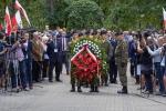 Uroczystości w Ossowie