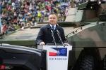 """W obiektywie MWP: Defilada """"Silni w sojuszach"""", Warszawa 3 maja 2019 r."""