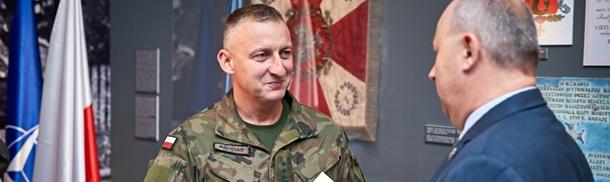 W przeddzień Święta Wojsk Obrony Terytorialnej