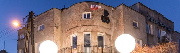"""Willa """"Jasny Dom"""", była siedziba Zarządu Głównego Informacji Naczelnego Dowództwa Ludowego Wojska Polskiego (27 lutego)"""