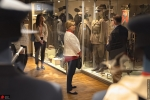 Wizyta dyrektor Agencji Bezpieczeństwa Współpracy Obronnej w Muzeum Wojska Polskiego