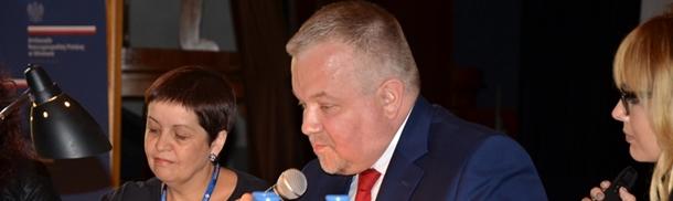 Wizyta w Moskwie