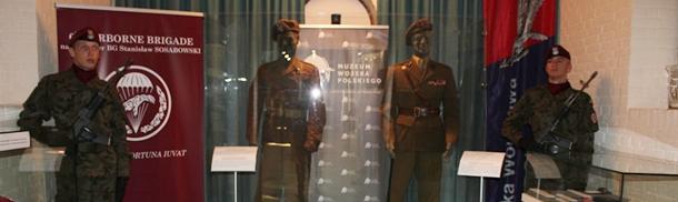 Wystawa MWP w Driel z okazji 75-rocznicy bitwy pod Arnhem