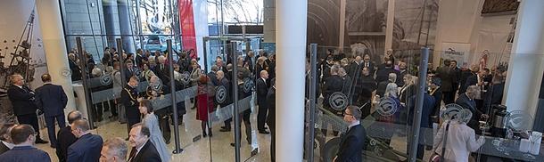 Z wizytą u przyjaciół - Muzeum Marynarki Wojennej w Gdyni
