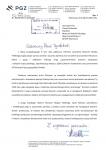 Życzenia Prezesa Zarządu PGZ