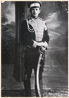 Fotografia, ułan Legionu Puławskiego (l. 1914-1915).