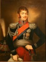 """Obraz, """"Portret ks. Józefa Poniatowskiego"""", Józef Kosiński  (ok..1810 r.)."""