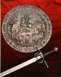 Uzbrojenie paradne (XVI w.).