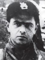Jan Piwnik, photo from the collection of Gen. Stefan Bałuk (1940s)