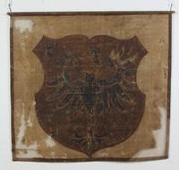 Royal Prussia banner, Thirteen Years' War (1454-1466) (late 16th-century replica)