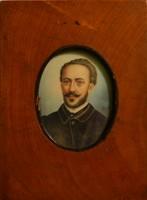 Miniatura, Gen. Józef Hauke-Bosak (XIX w.).