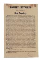 Fotokopia, Odezwa Komitetu Centralnego z 22 stycznia 1863 r.
