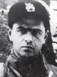 Fotografia, Jan Piwnik, ze zbiorów gen. Stefana Bałuka (l. 40. XX w.).