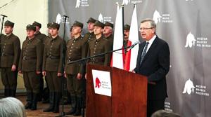 """""""Na nieludzkiej ziemi… Armia Polska w ZSRR 1941-42"""". Nowa wystawa czasowa."""