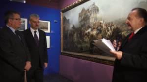Książe Józef Poniatowski w Bitwie Narodów Pod Lipskiem - Najnowsza wystawa Muzeum Wojska Polskiego