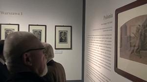 """Otwarcie wystawy Artur Grottger """"Polonia i Lithuania"""""""