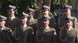Spotkanie z przedstawicielami Rodziny Katy�skiej i Rodziny Policyjnej 1939 r. Cz. 2