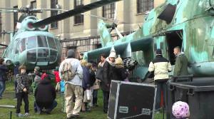 Święto Odzyskania Niepodległości w Muzeum Wojska Polskiego 11 listopada 2014 r.