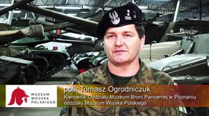 Z Arsenału MWP: Muzeum Broni Pancernej w Poznaniu część 1/2